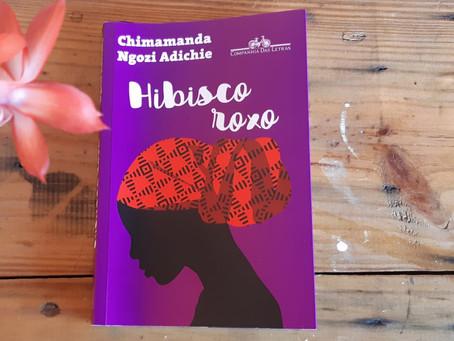 Indica #4- Hibisco Roxo -Livro