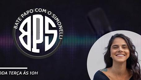 BPS no painel- Priscila Castello Branco