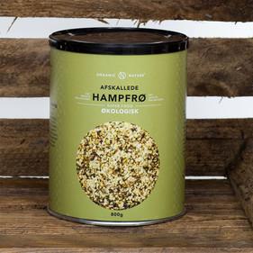Økologisk Afskallede Hampfrø