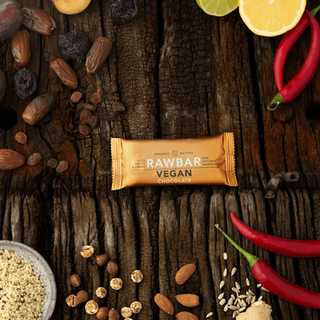 VEGAN RAWBAR Cocoa – Orange