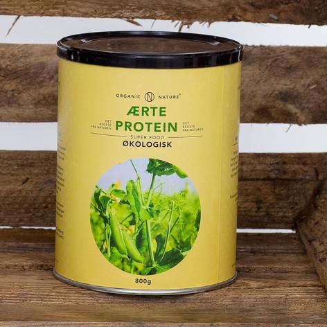 Økologisk Ærteprotein