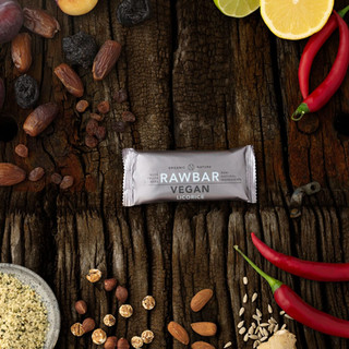 VEGAN RAWBAR Licorice