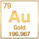 periodic-table-of-elements-gold-au-gold-