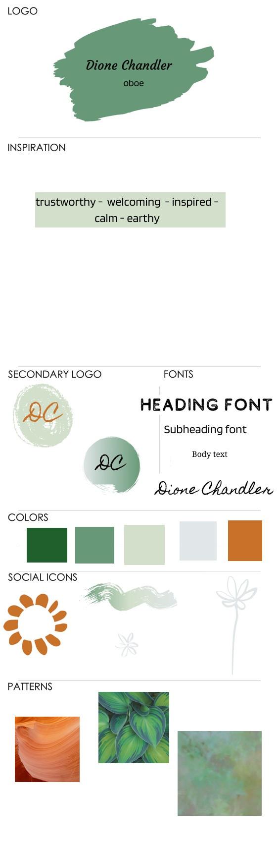 Branding Concept Update: BEFORE