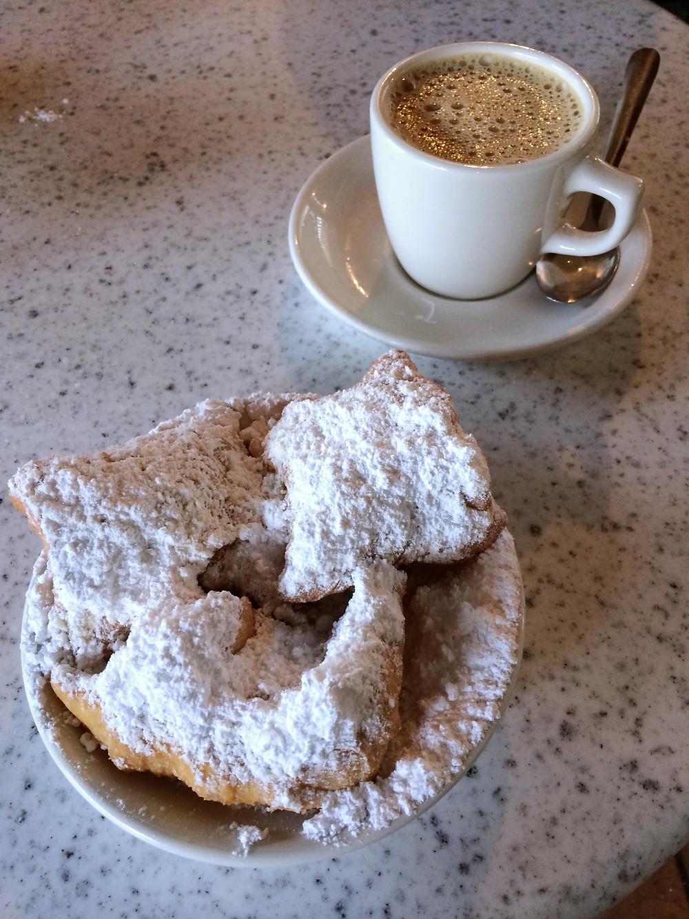 Cafe Du Monde I Beignets I New Orleans Travel Guide I Nicole Riccardo