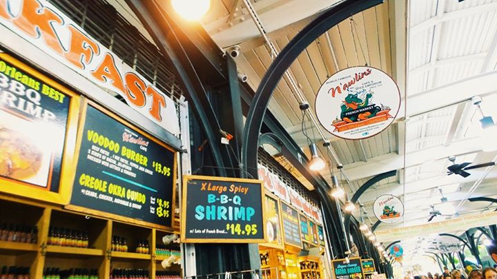 The French Market I Nawlins Cafe and Spice Emporium I New Orleans Travel Guide I Nicole Riccardo