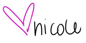 Love, Nicole