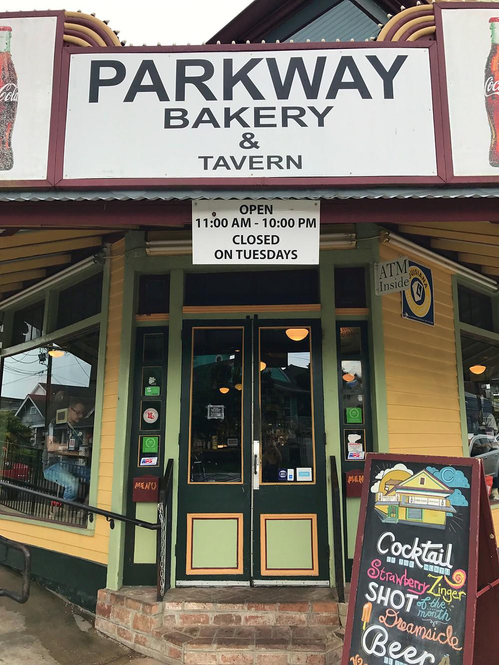 Parkway Bakery & Tavern I New Orleans Travel Guide I Nicole Riccardo