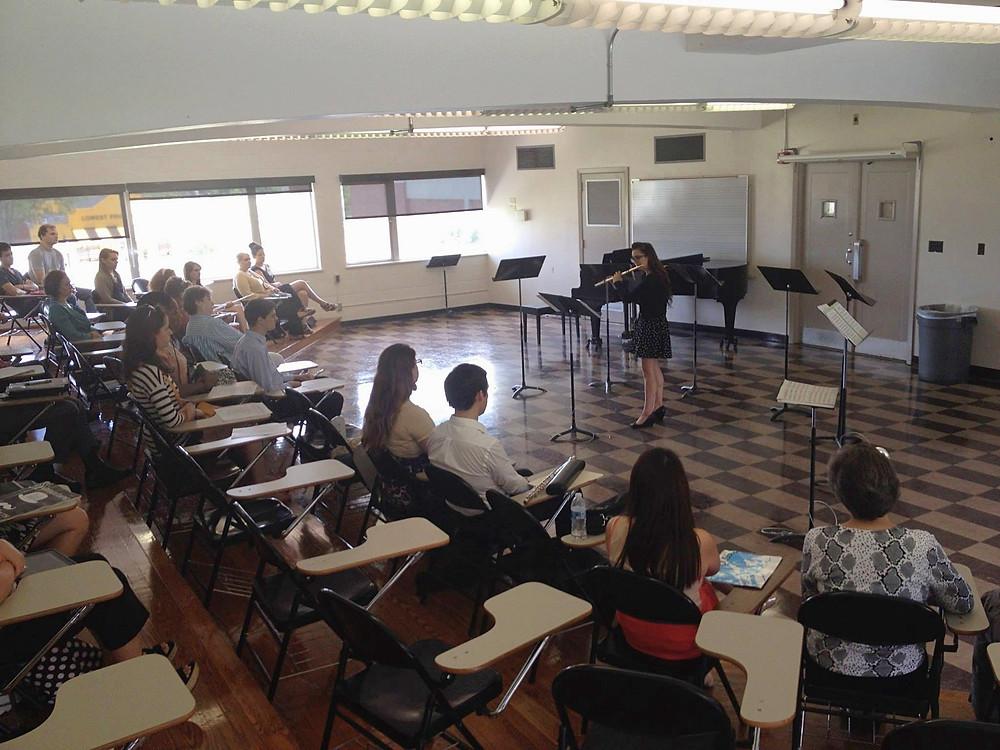 Classical Musicians and Imposter Syndrome I Southern Flute Festival I Nicole Riccardo I www.nicolericcardo.com