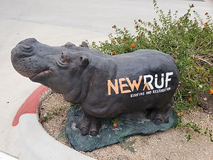 New Ruf Hutto Texas Roofing in Hutto