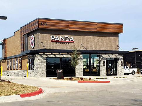 panda express hutto