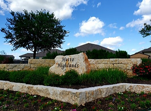 Hutto Highlands hutto neighborhoods