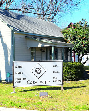 Cozy Vape hutto