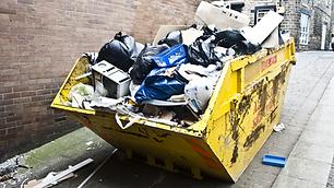 dumpster rental trash company waste mana