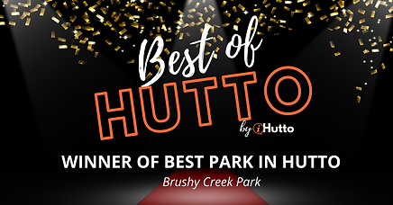 best parks in hutto tx