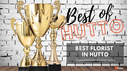 best florist in hutto tx