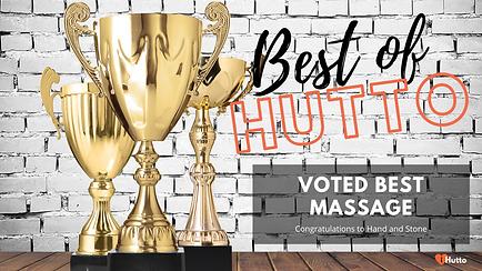 best massage in hutto