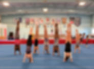 infinity in hutto cheerleading in hutto