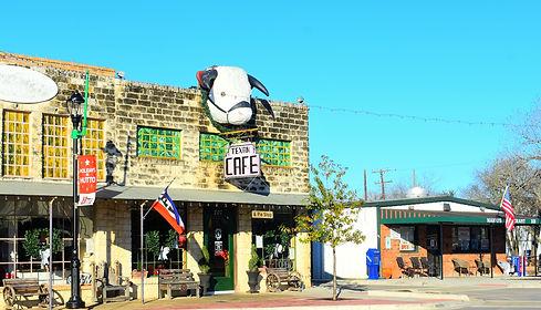 Texan Cafe and Marios
