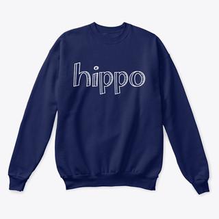 Hippo Sweatshirt