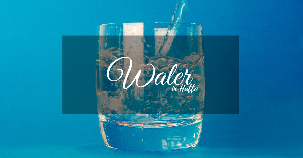 water in hutto water services for reside