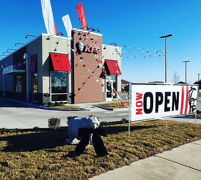 KFC Hutto Texas Places to Eat in Hutto