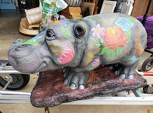 hippo painter in hutto texas