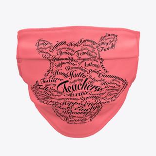 Hutto Teacher Face Mask