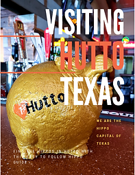 Visiting Hutto Texas Book