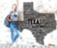 I Love Texas Tshirt