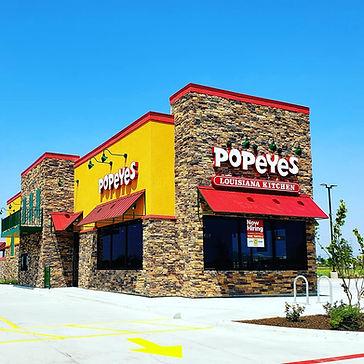 Popeyes Hutto chicken Hutto Popeyes