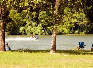 Emma Long Park Austin Texas Lakes