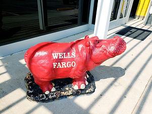 Wells Fargo hutto tx