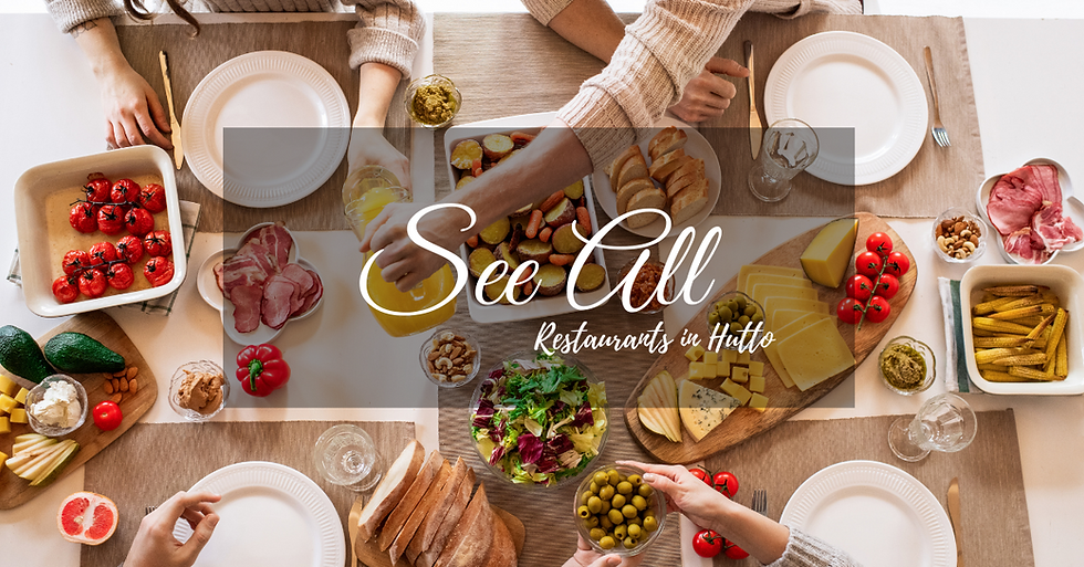 restaurants in hutto places to eat food