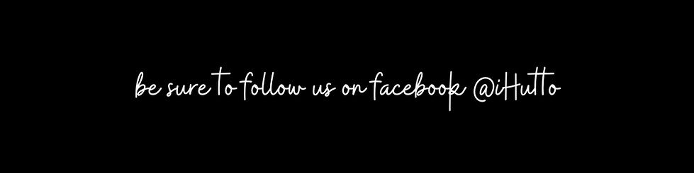 follow iHutto on Facebook