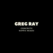 greg ray concrete hippo heads