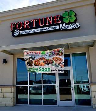 fortune house Chinese in hutto