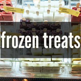 frozen treats in hutto texas ice cream in hutto snowcones in hutto yogurt in hutto