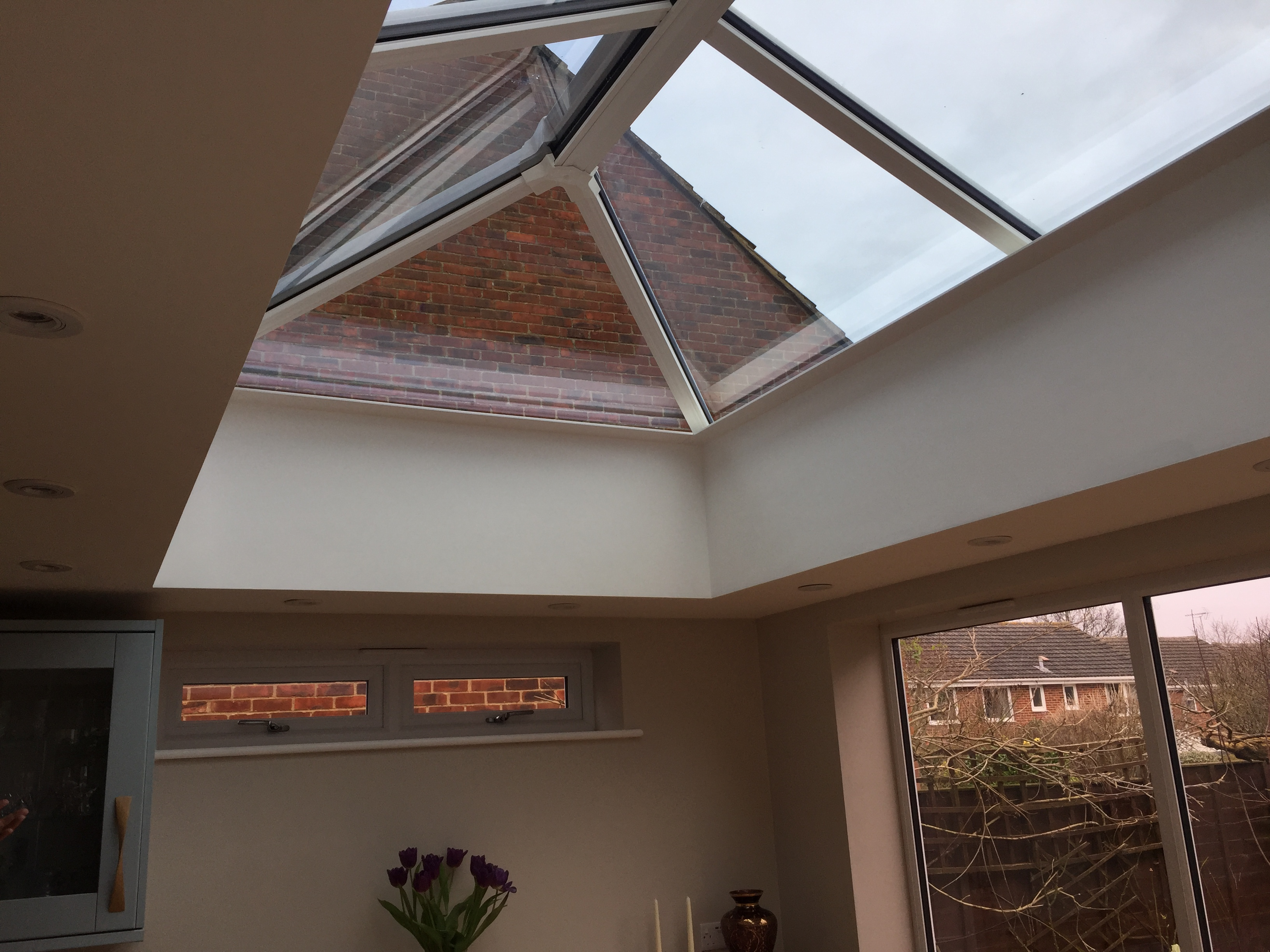 COTSWOLD CREATIVE LANTERN ROOF WORCESTERSHIRE