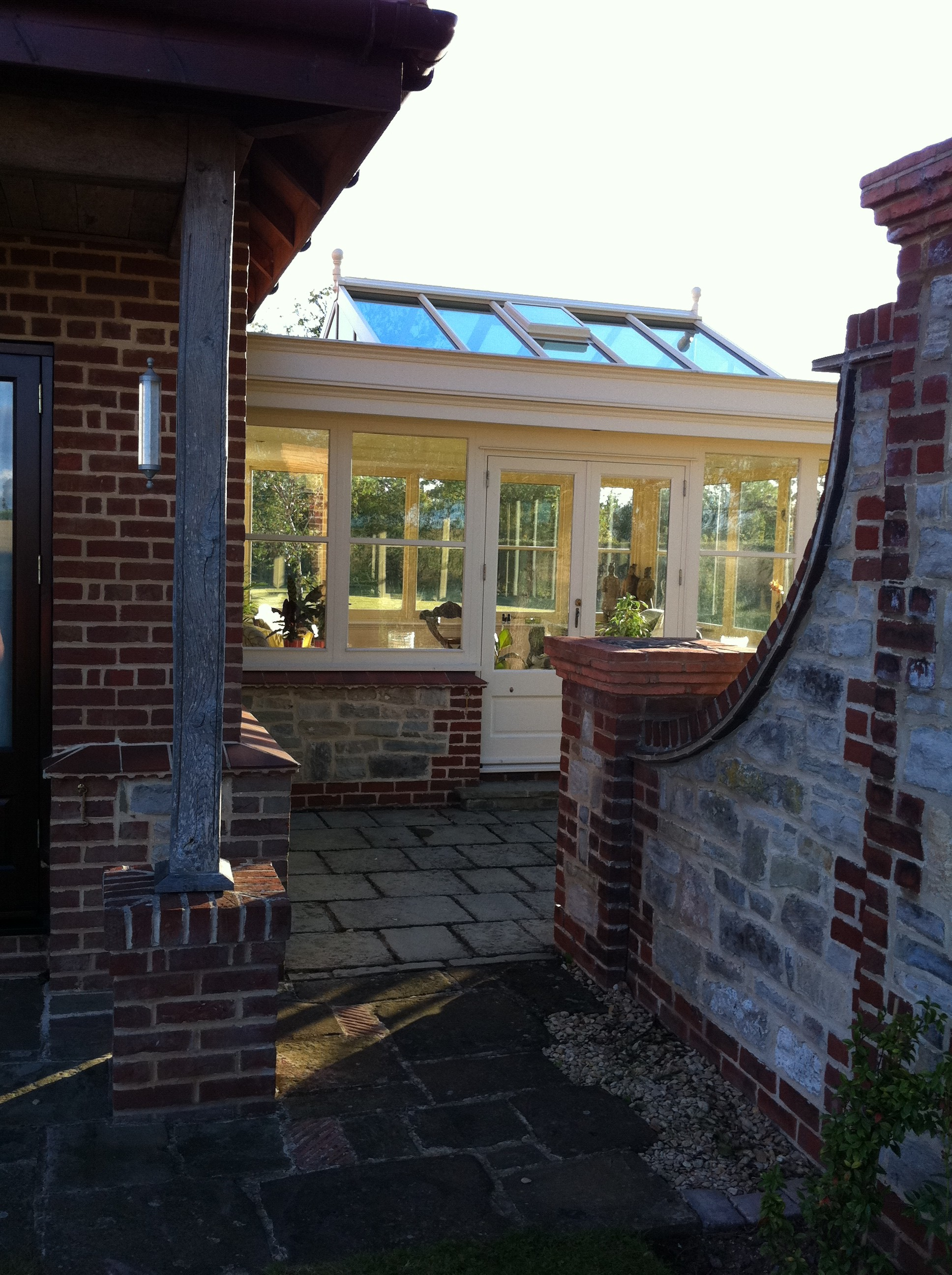 Orangery Cotswold Creative Living UK