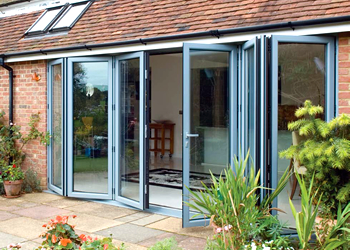 Bi fold doors Cotswold Creative Living UK