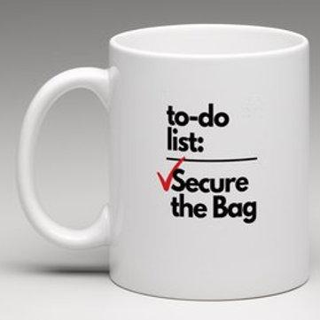 Secure the Bag Mug