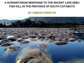 Ang Pagtangkilik mo ay ang Pagbangon ko - Lake Sebu Fish Kill 2021 | URBAN FARMS PH