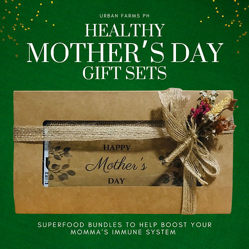 Healthy Mother's Day Gift Sets | SUPERFOOD BUNDLES Affordable