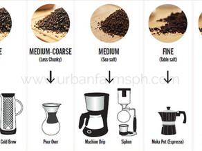 Coffee Grinding 101