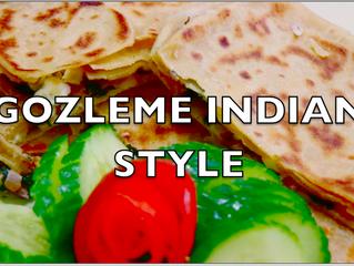 GOZLEME INDIAN STYLE