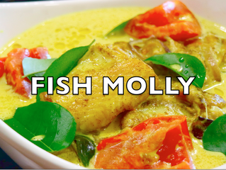 Fish Molly Kerala Style | Meen Moilee Video | Fish Stew | How to make Fish Moilee
