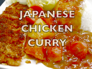 JAPANESE CURRY WITH INDIAN SPICES