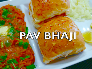 Instant Pav Bhaji | Mumbai Street Food |Vegetarian Fast Food | How to make Pav Bhaji
