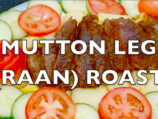 MUTTON LEG (RAAN) ROAST